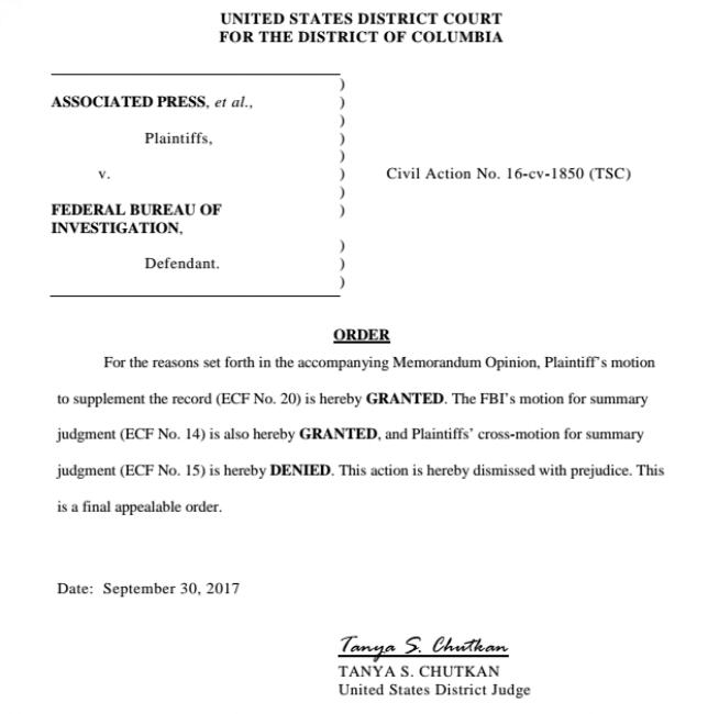 Tabletowo.pl Chyba nigdy oficjalnie się nie dowiemy, jak FBI złamało zabezpieczenia iPhone'a terrorysty z San Bernardino Apple Bezpieczeństwo