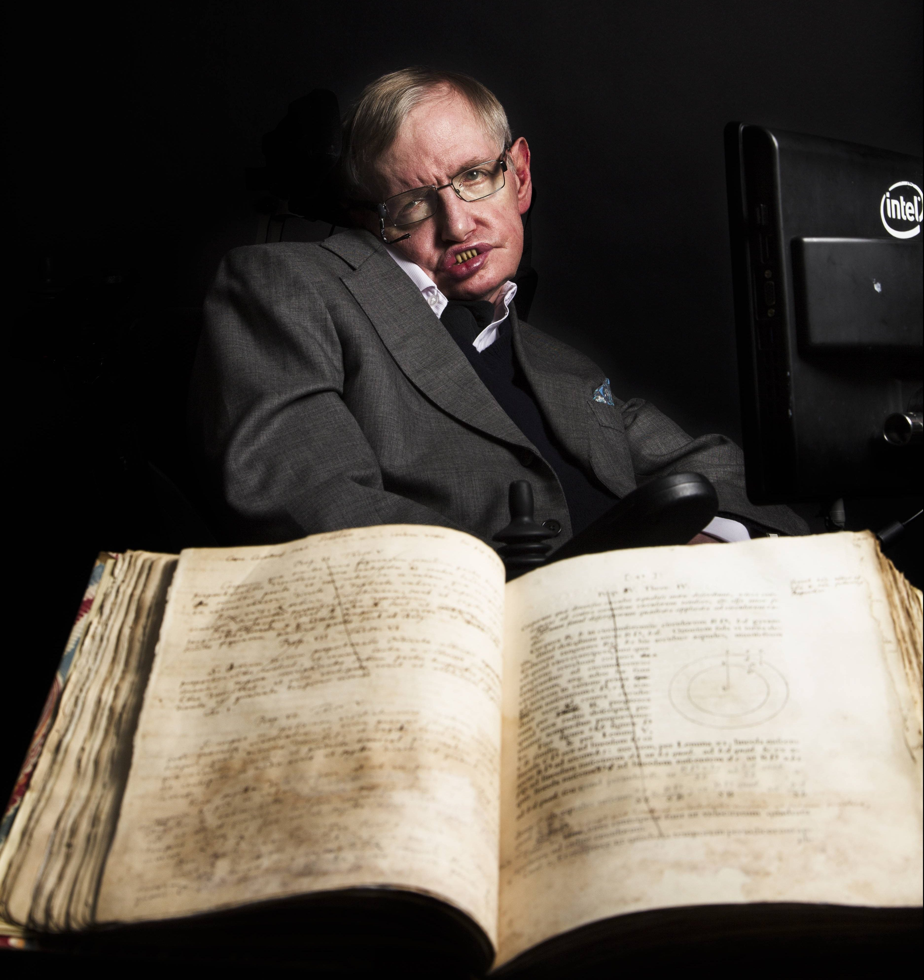 Tabletowo.pl Doktorat Stephena Hawkinga dostępny online. Tysiące chętnych do pobrania, strona uniwersytetu zapchana Ciekawostki