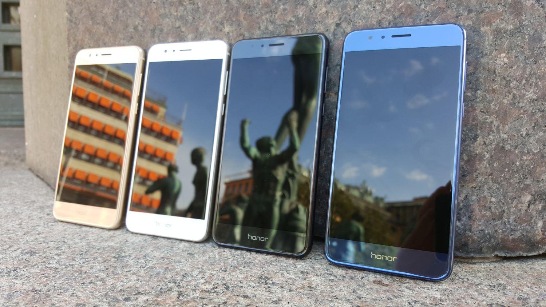 Tabletowo.pl Honor 8 znowu w świetnej cenie. Jeżeli miałeś zamiar go kupić, nie zastanawiaj się ani chwili dłużej Android Huawei Smartfony