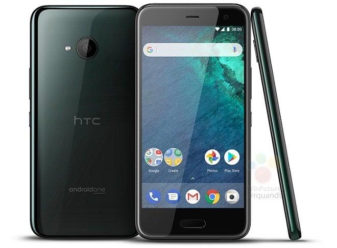 Tabletowo.pl Tak ma wyglądać HTC U11 Life w wersji Brilliant Black. Wiemy też, ile będzie kosztować Android HTC Plotki / Przecieki Smartfony