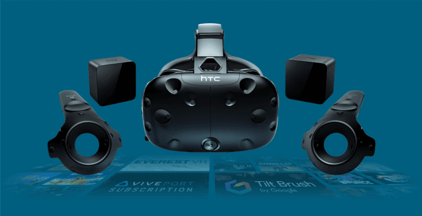 Tabletowo.pl Kupując zestaw wirtualnej rzeczywistości HTC Vive, dostaniesz gratis grę Fallout 4 VR HTC Wirtualna rzeczywistość