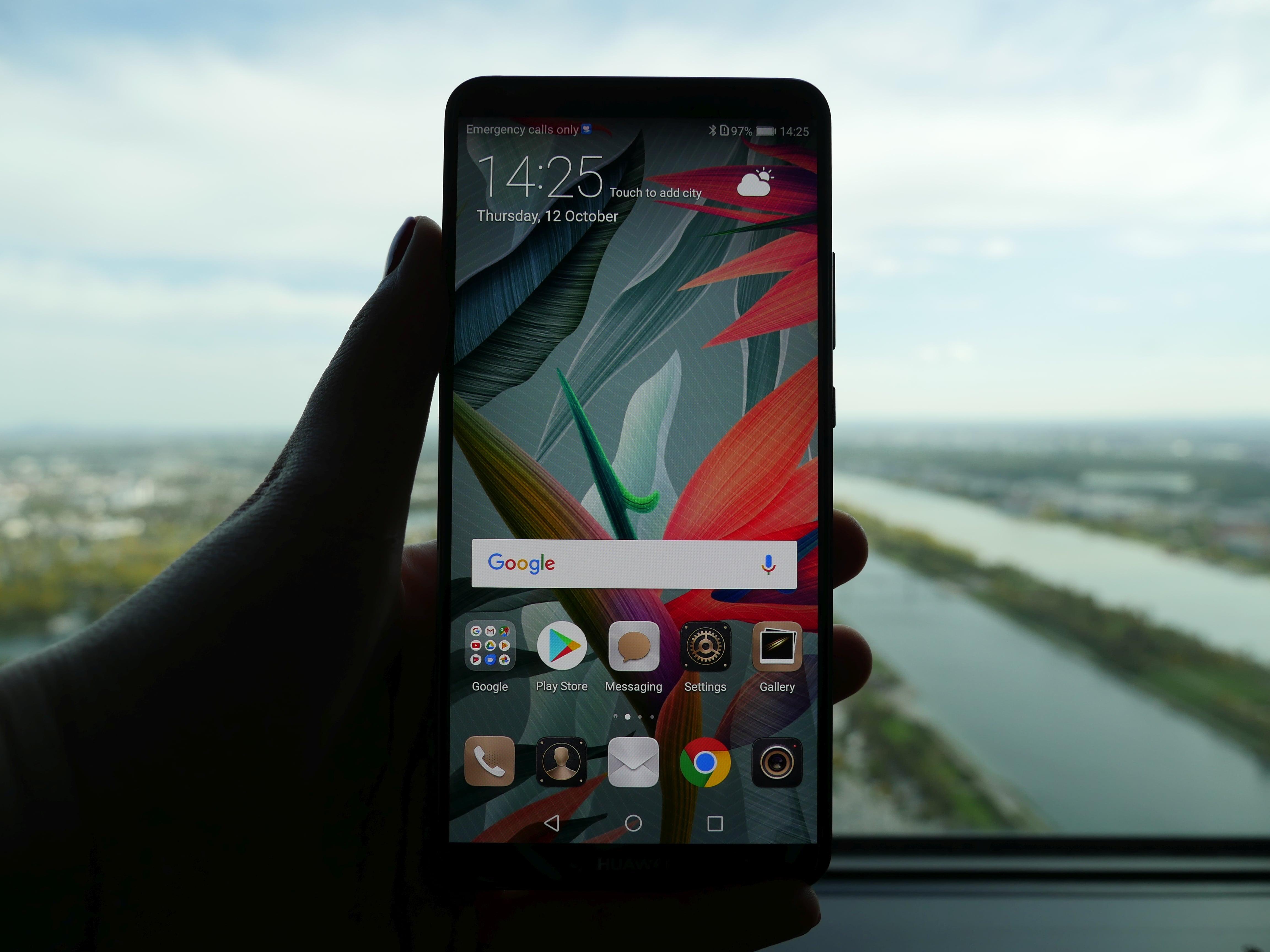 Tabletowo.pl Huawei Mate 10 Pro - pierwsze wrażenia. Czym zaskoczył Huawei? Android Huawei Smartfony