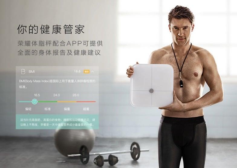 Tabletowo.pl Huawei też ma swoją inteligentną wagę. Może chociaż ta nie będzie oszukiwać... Akcesoria Huawei