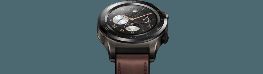 Tabletowo.pl Huawei prezentuje Watch 2 Pro - pierwszy zegarek z Android Wear 2 i eSIM Huawei Nowości Wearable