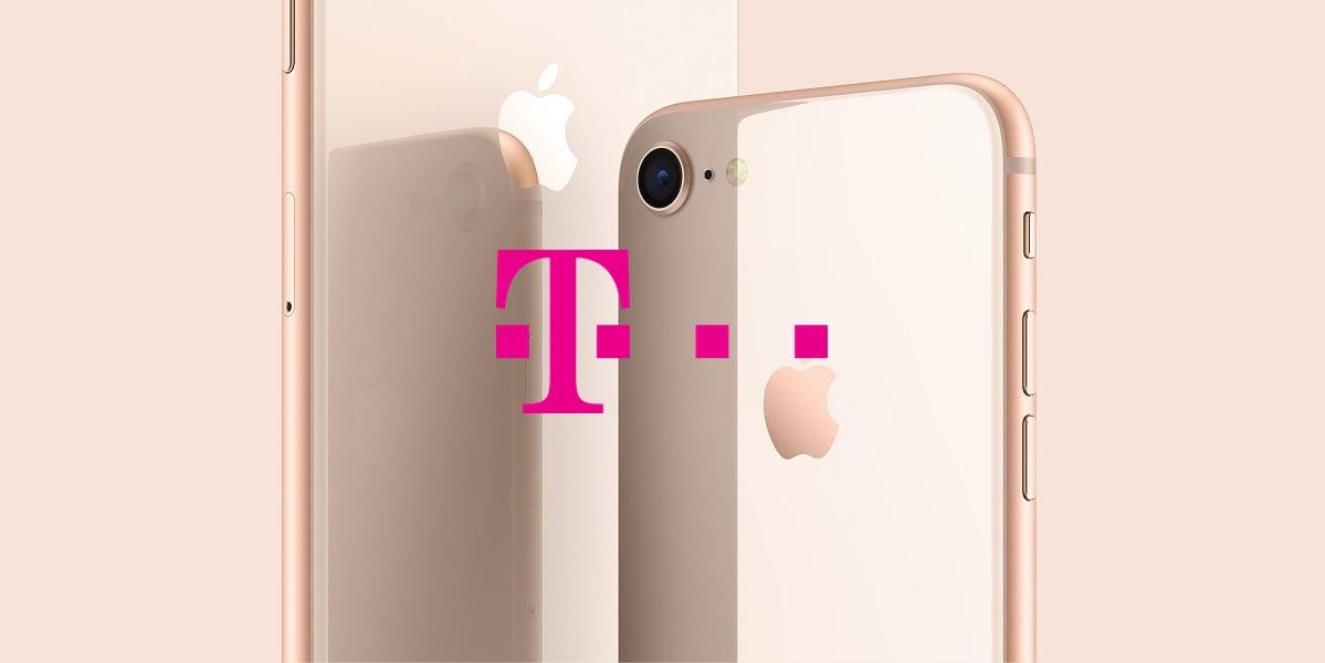 Odnowione iPhone'y w T-Mobile - już od złotówki na start