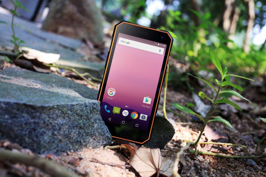 Tabletowo.pl NOMU S10 Pro taniej o 10 dolców - smartfon w sam raz na wycieczkę w trudny teren Promocje Smartfony
