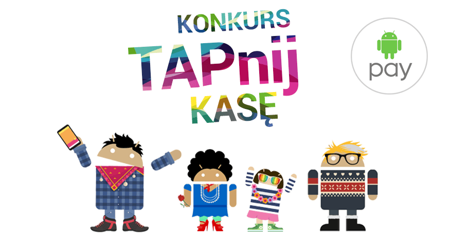 Tabletowo.pl TAPnij KASĘ - konkurs dla klientów Alior Bank. Wystarczy płacić Android Pay, aby zgarnąć kasę Android Konkursy Promocje