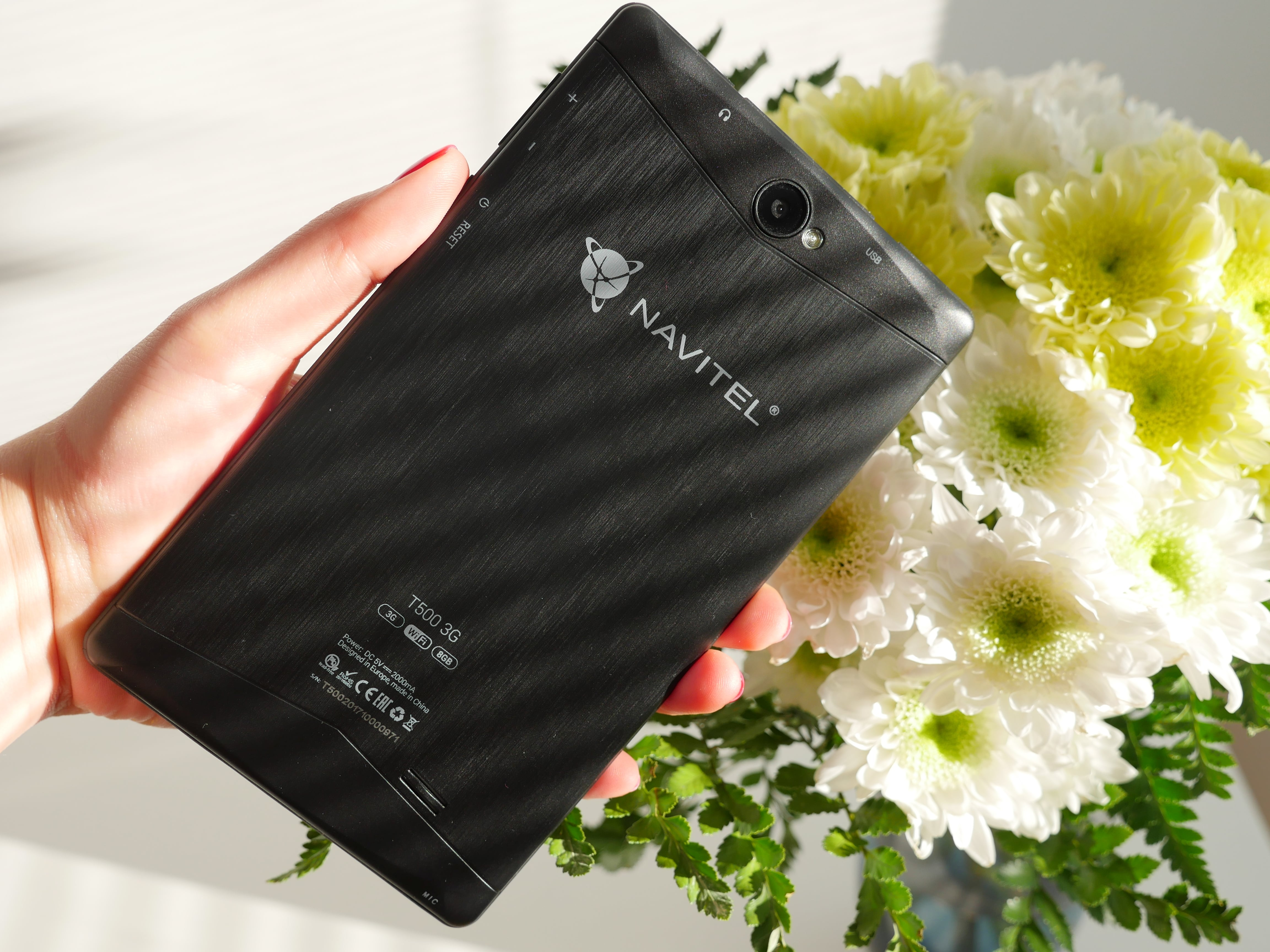Recenzja Navitel T500 3G - jednego z najtańszych tabletów dostępnych na rynku 20