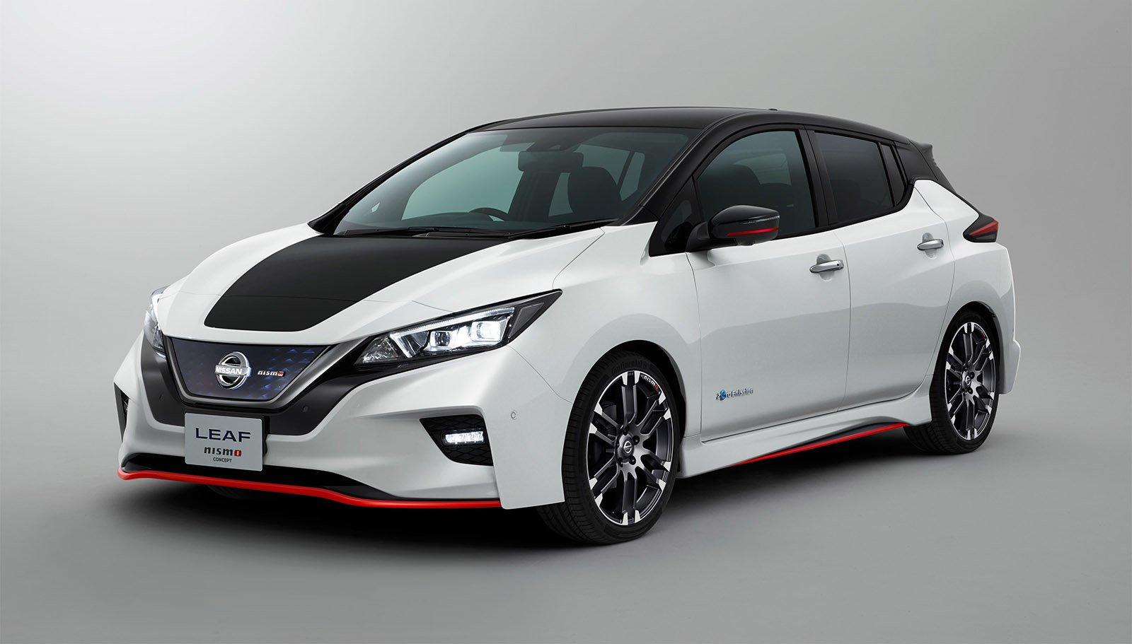 """Tabletowo.pl Elektryczny Nissan będzie emitował """"pieśń"""" podczas jazdy, żeby słyszeli go piesi Moto"""