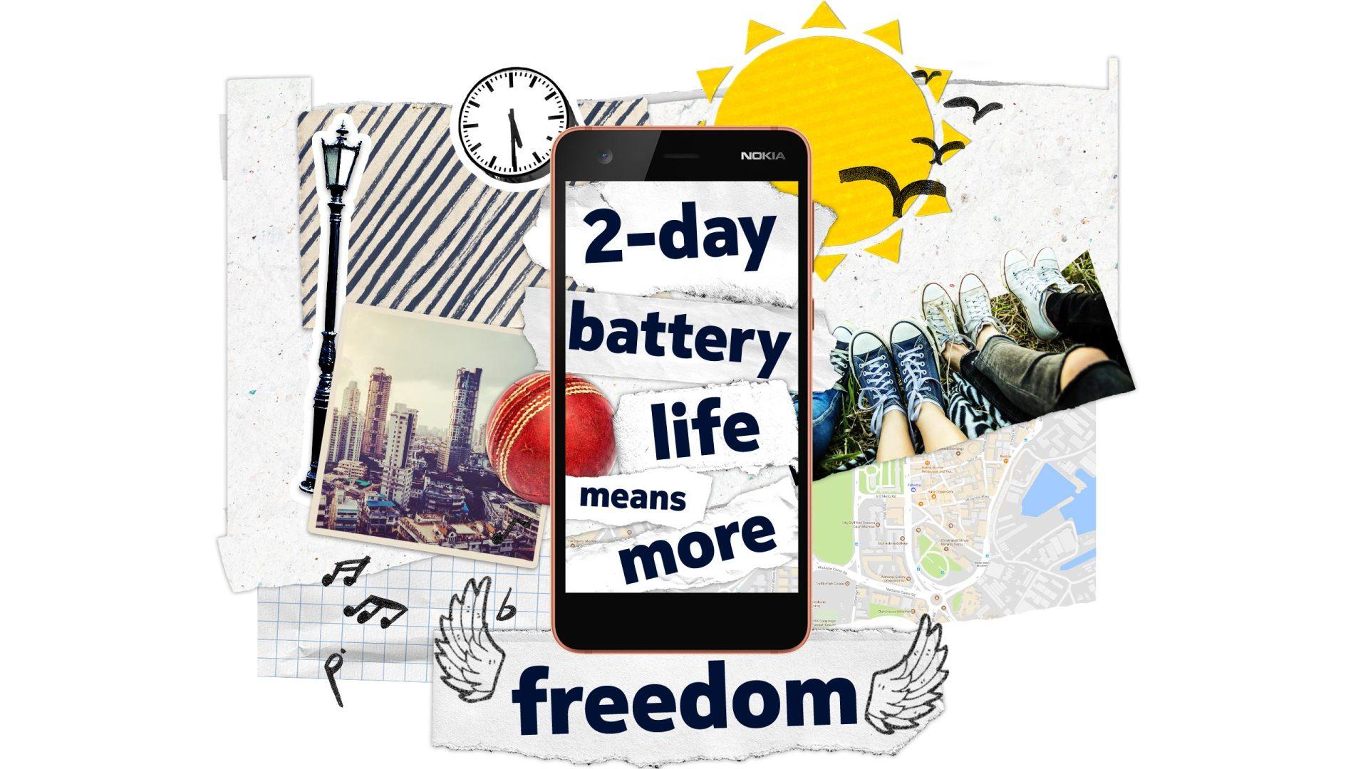 Nokia 2 to niska cena i dwa dni działania na jednym ładowaniu 26