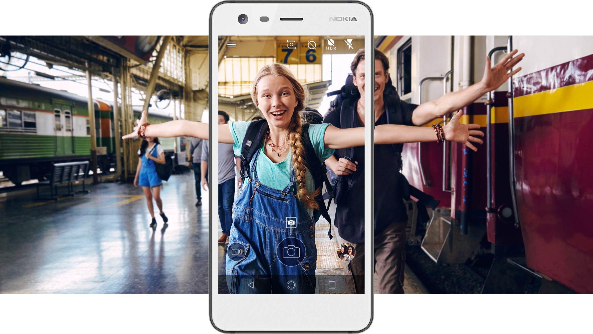 Nikt nie dba o budżetowe smartfony tak, jak Nokia 21