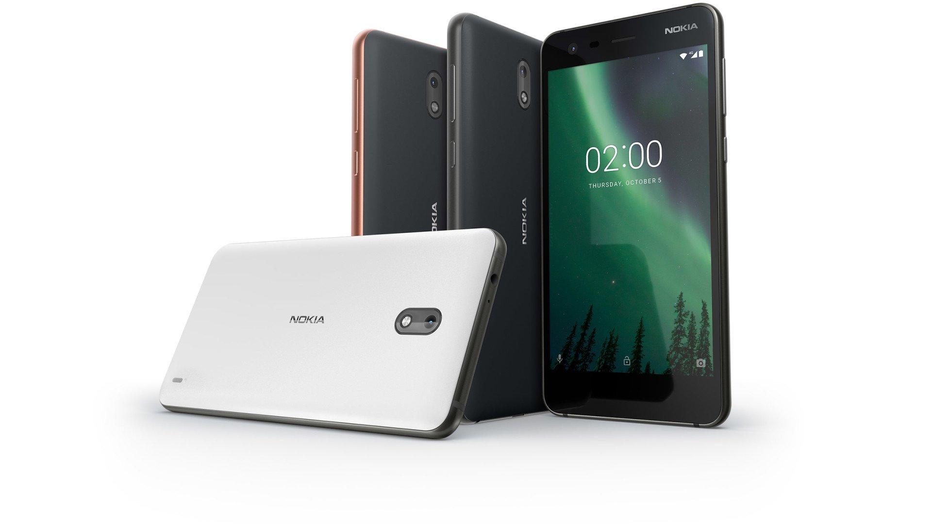 To najtańszy smartfon Nokii, a i tak dostanie aktualizację do Androida Oreo 8.1. Szanuję! 27