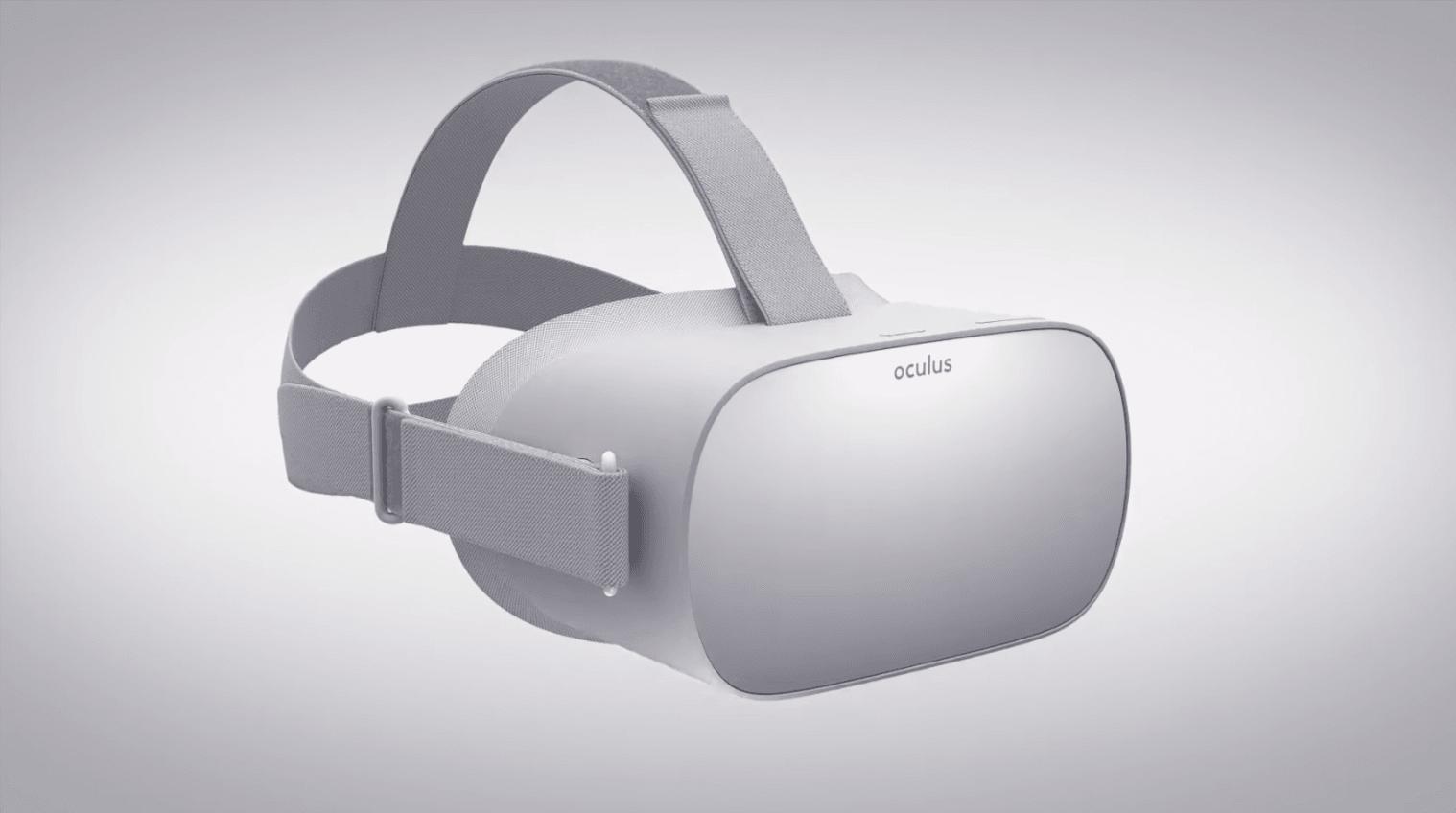 Wirtualna rzeczywistość od Facebooka nareszcie bez kabli: Oculus Go zaprezentowany 17