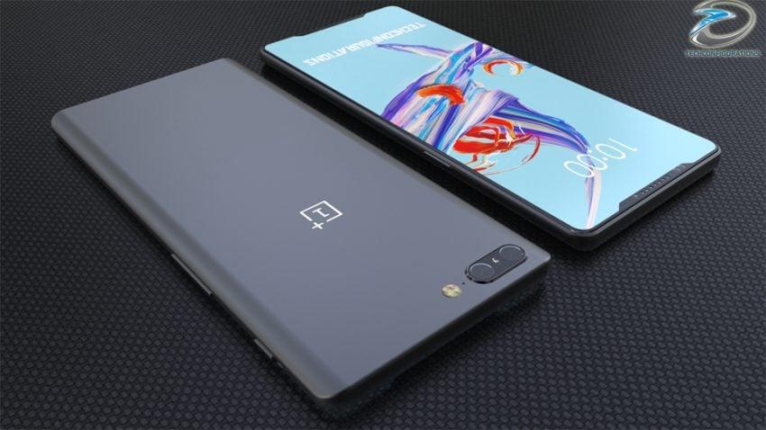 Tabletowo.pl Zamiast OnePlusa 5T może zadebiutować OnePlus 6 - i to już na początku przyszłego roku OnePlus Plotki / Przecieki Smartfony