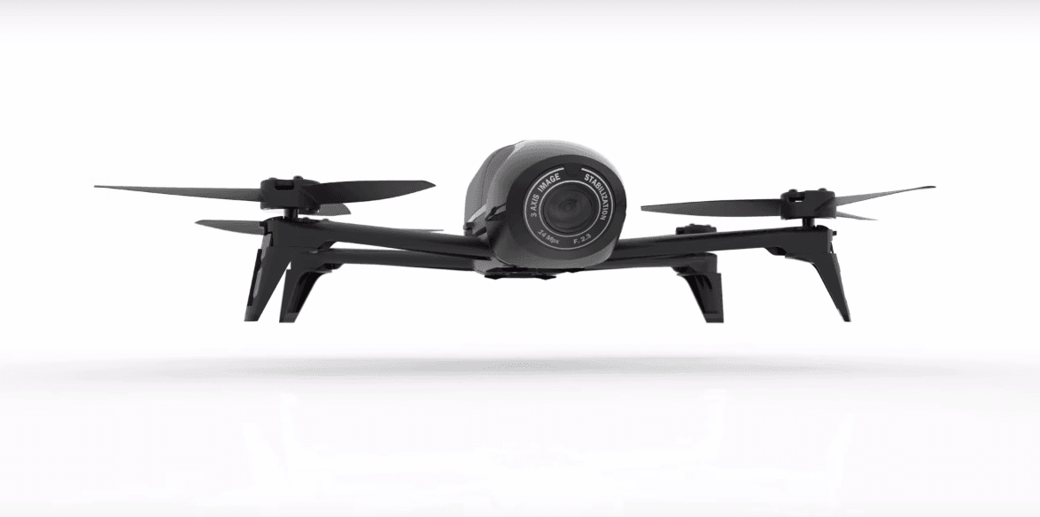 Tabletowo.pl Parrot prezentuje specjalne drony dla strażaków i rolników Nowości