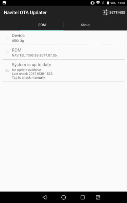 Recenzja Navitel T500 3G - jednego z najtańszych tabletów dostępnych na rynku 43