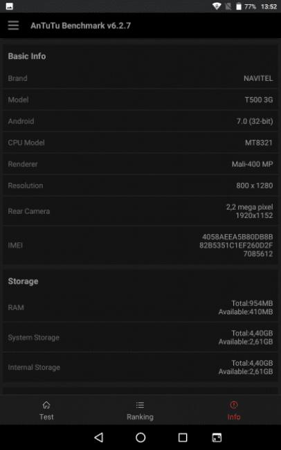Recenzja Navitel T500 3G - jednego z najtańszych tabletów dostępnych na rynku 25