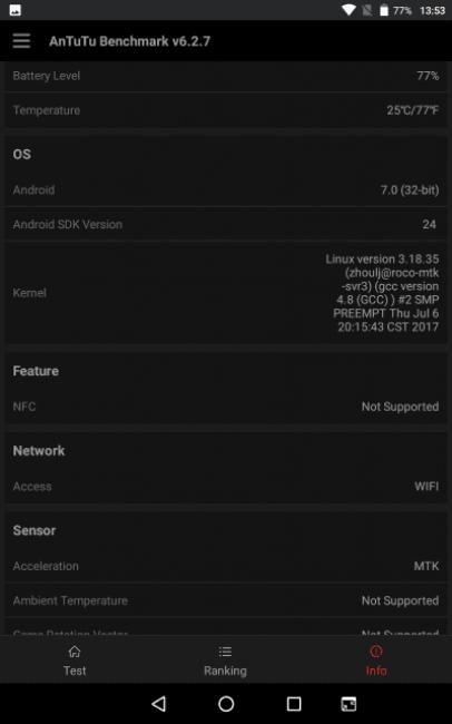 Recenzja Navitel T500 3G - jednego z najtańszych tabletów dostępnych na rynku 27