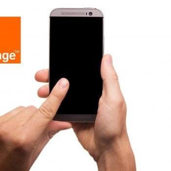 logo Orange smartfon