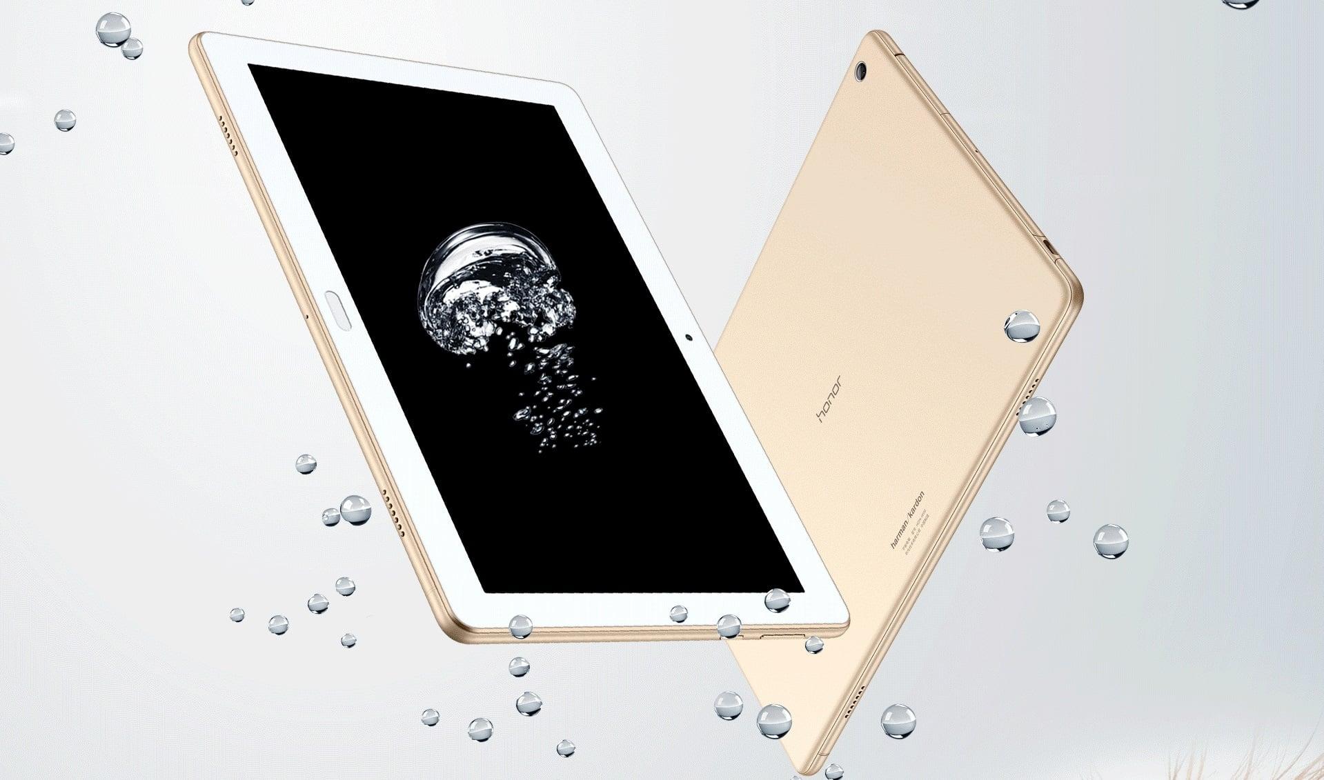 Tabletowo.pl Honor WaterPlay to nie tylko wodoszczelna obudowa, ale też bardzo dobra specyfikacja Android Huawei Nowości Tablety