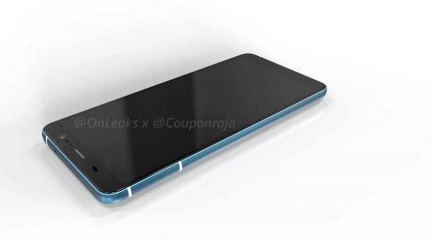 Tabletowo.pl Podczas gdy wszyscy idą w bezramkowe smartfony, HTC zaprezentuje U11 Plus, który... zresztą sami zobaczcie HTC Plotki / Przecieki Smartfony