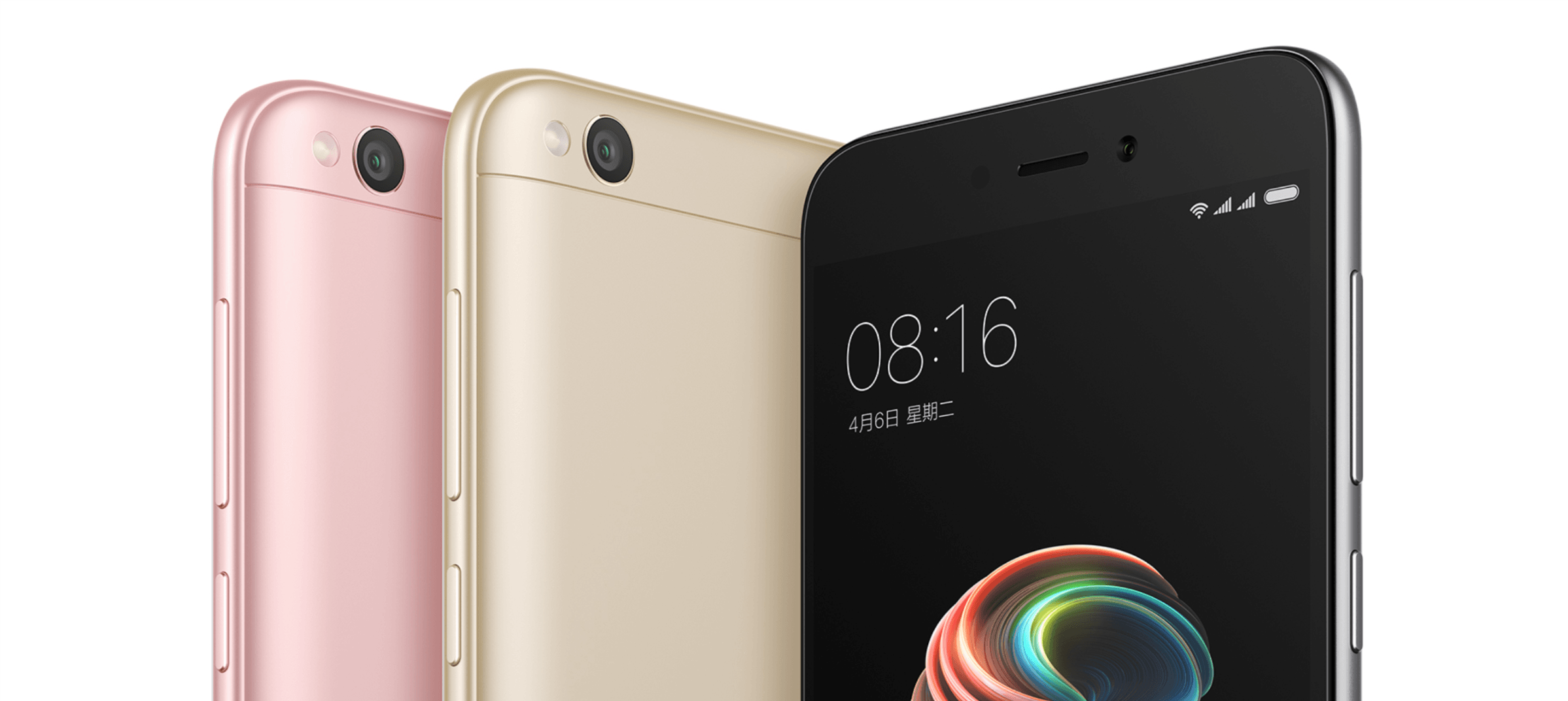 Xiaomi Redmi 5A zaprezentowany - to samo, co Redmi 4A, tylko że w (jakby) metalowej obudowie i z mniejszą baterią 19