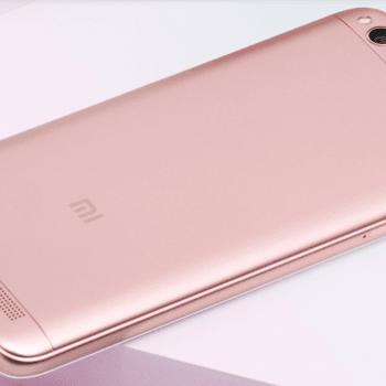 Xiaomi Redmi 5A zaprezentowany - to samo, co Redmi 4A, tylko że w (jakby) metalowej obudowie i z mniejszą baterią 24