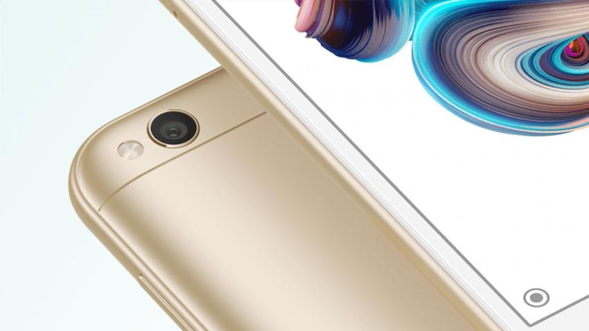 Xiaomi Redmi 5A zaprezentowany - to samo, co Redmi 4A, tylko że w (jakby) metalowej obudowie i z mniejszą baterią 21