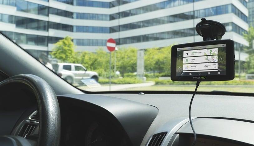 Tabletowo.pl Yanosik PRO, czyli wideorejestrator z systemem powiadamiania o wydarzeniach na drodze, już w przedsprzedaży Akcesoria Moto Sprzęt