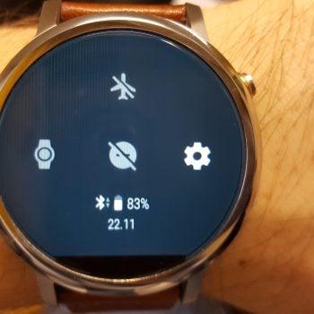 Tabletowo.pl Aktualizacja Moto 360 drugiej generacji - kilka przydatnych usprawnień Aktualizacje Android Wearable