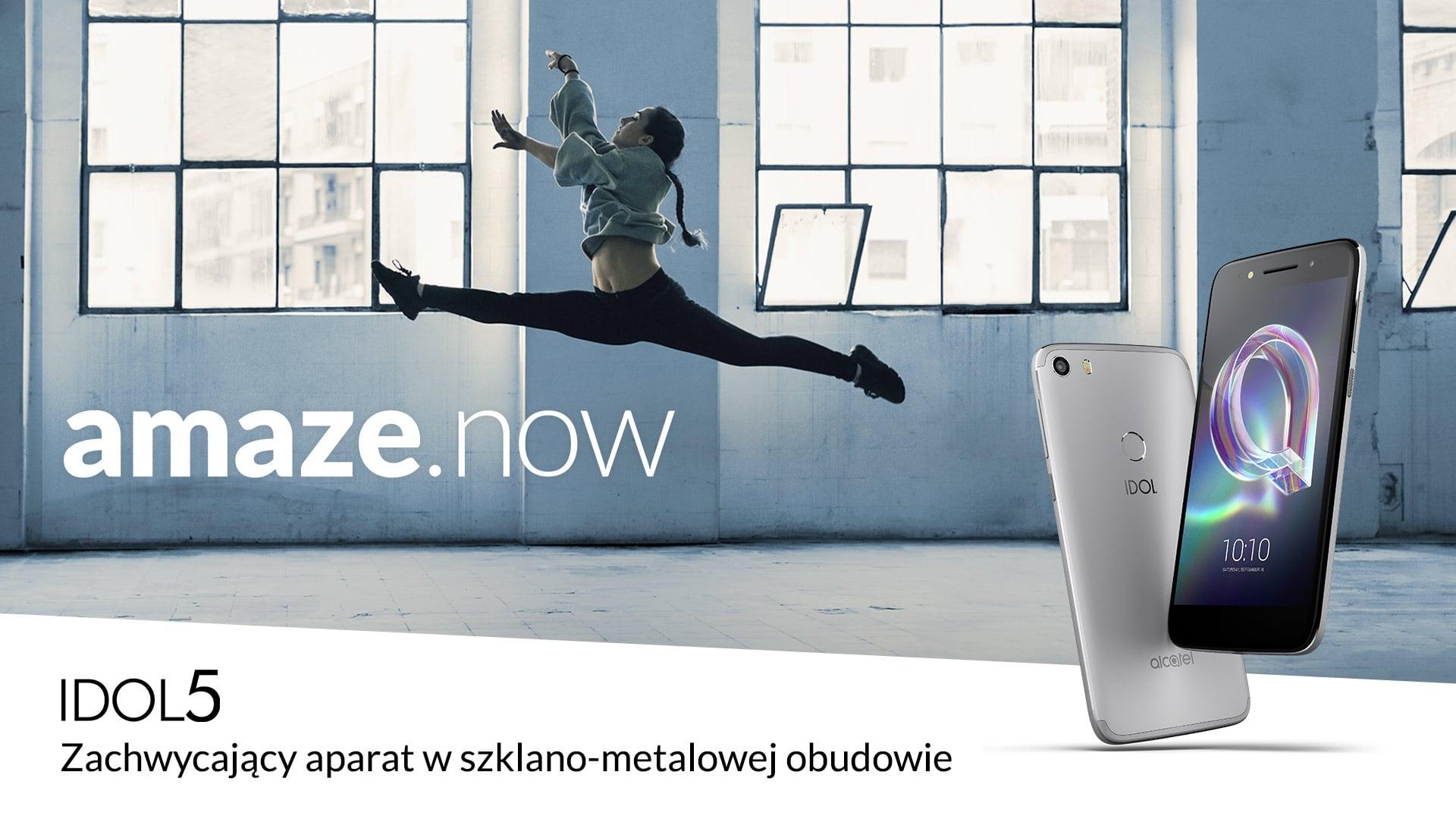 Tabletowo.pl Alcatel Idol 5 debiutuje w Polsce. Wiemy, gdzie go kupicie i za ile Alcatel Android Smartfony