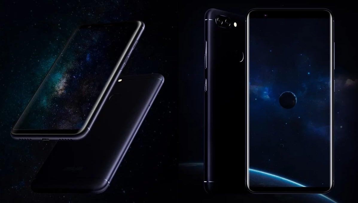 Tabletowo.pl Asus Pegasus 4S to pierwszy smartfon Asusa z ekranem o proporcjach 18:9 Android Asus Nowości Smartfony