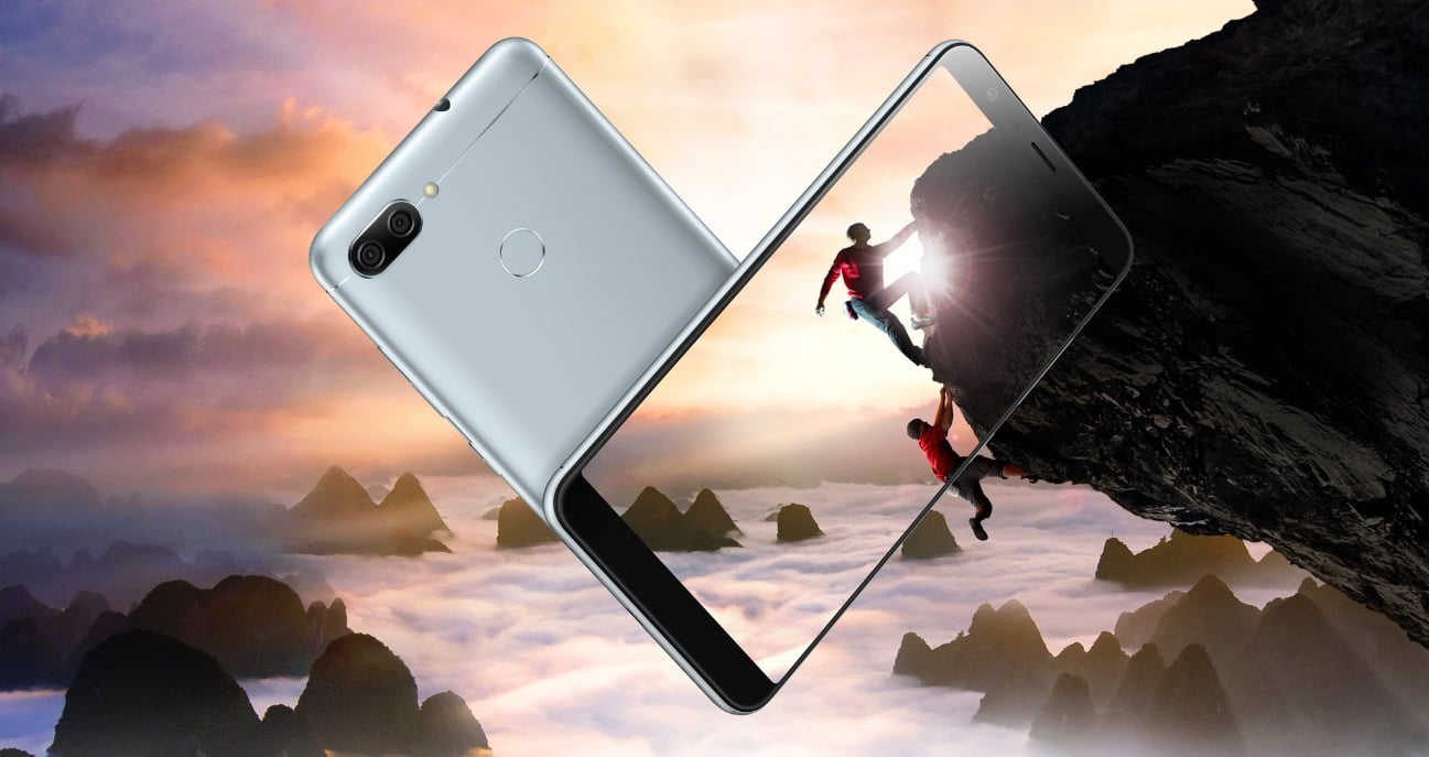 Tabletowo.pl W Rosji zadebiutował Asus ZenFone Max Plus (M1) z ekranem 18:9 i podwójnym aparatem Android Asus Nowości Smartfony