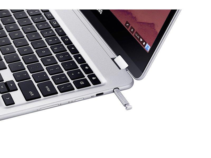 Tabletowo.pl Samsung pracuje nad Chromebookiem z odłączaną klawiaturą Plotki / Przecieki Samsung Sprzęt