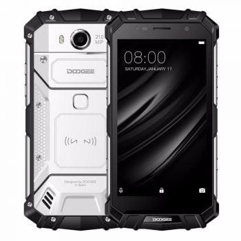 Tabletowo.pl Wytrzymałe Doogee S30 i Doogee S60 debiutują w Polsce Android Chińskie Smartfony