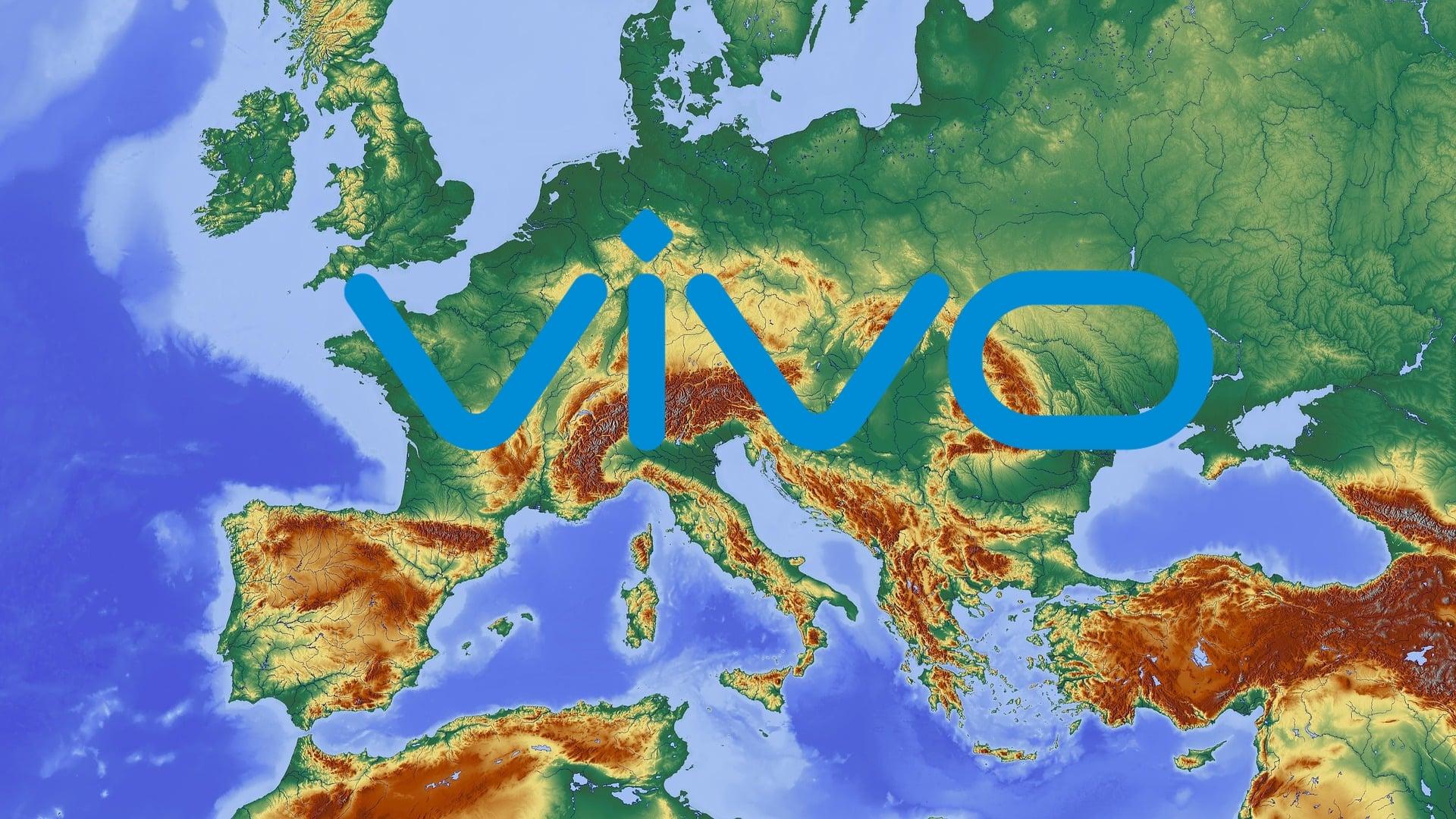 Vivo logo Europe