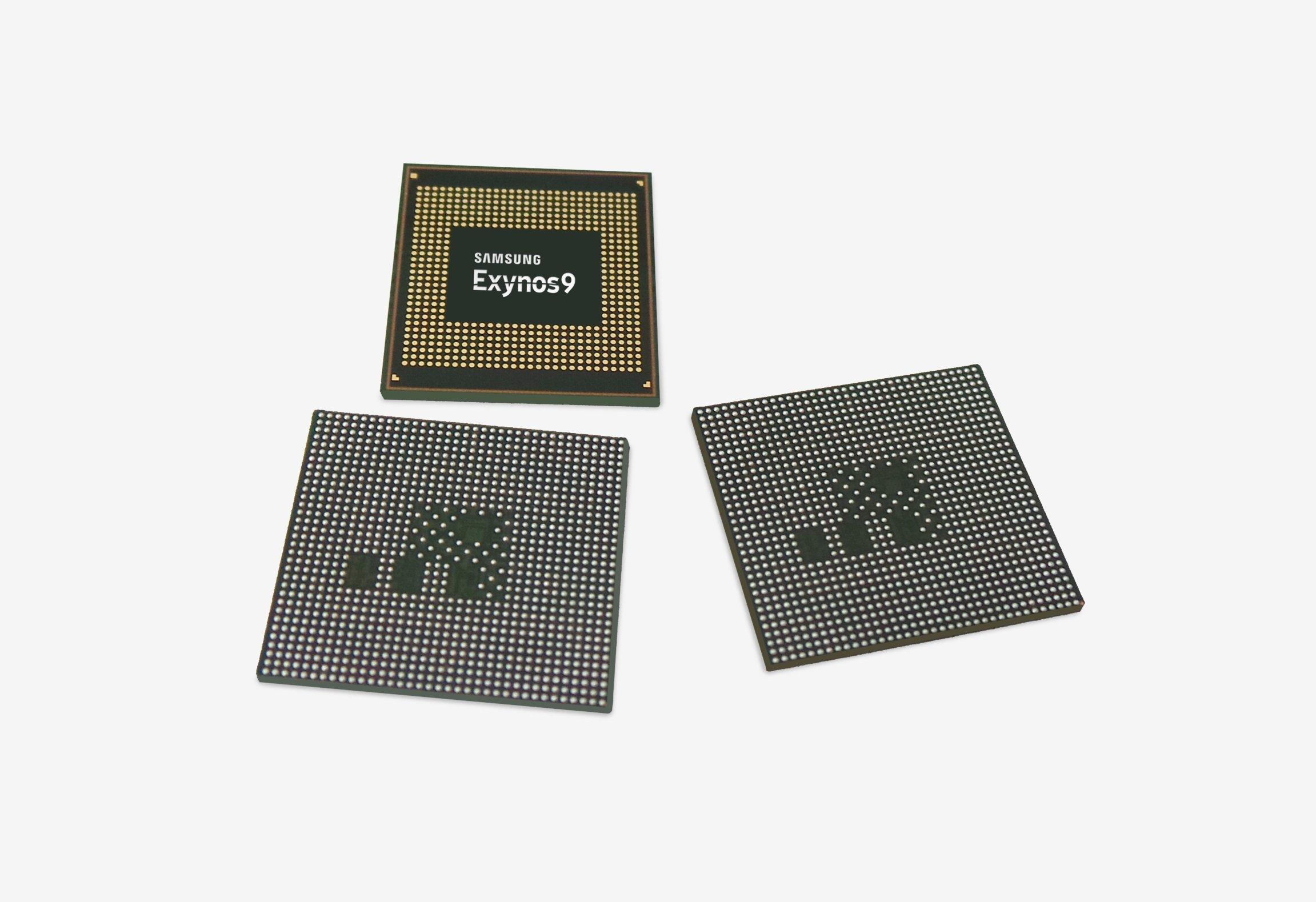 Exynos 9810 oficjalnie. Ma być 40% szybciej, nie zabrakło miejsca na trochę sztucznej inteligencji 16