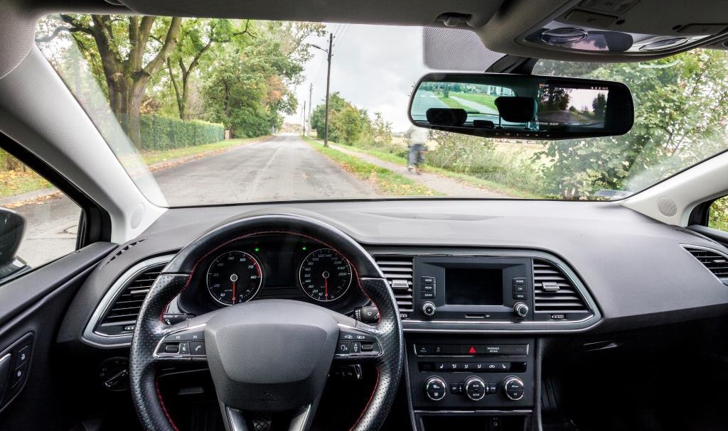 Tabletowo.pl Goclever Drive Mirror Safego to nie tylko lusterko wsteczne, ale też wideorejestrator i kamera cofania Akcesoria GOCLEVER Moto Nowości
