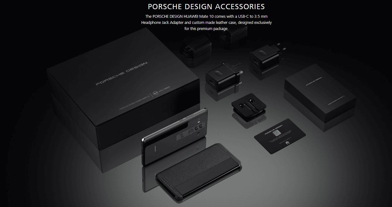 Tabletowo.pl Huawei Mate 10 Porsche Design jednak będzie dostępny w Polsce! Znamy cenę Android Huawei Smartfony
