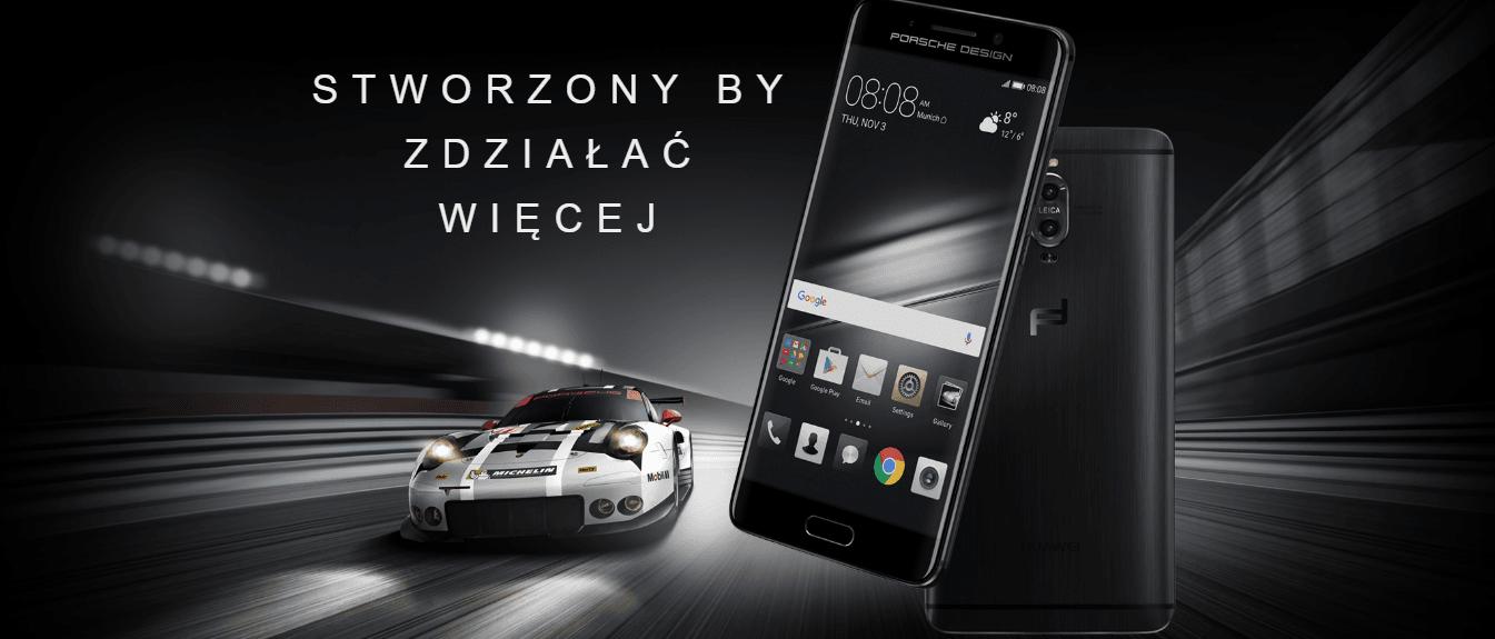 Tabletowo.pl Co byś kupił, gdybyś miał wolne 3999 złotych? Teraz mógłbyś je wydać na Huawei Mate 9 Porsche Design Android Huawei Promocje Smartfony