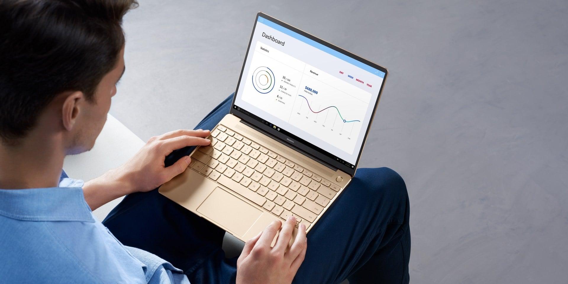 Tabletowo.pl Huawei nie żałuje, że wszedł na rynek laptopów Android Huawei Raporty/Statystyki Smartfony