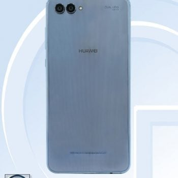 Tabletowo.pl Tak ma wyglądać Huawei Nova 3. Ma ekran 18:9, czytnik linii papilarnych na przodzie i szklane plecki Android Huawei Plotki / Przecieki Smartfony