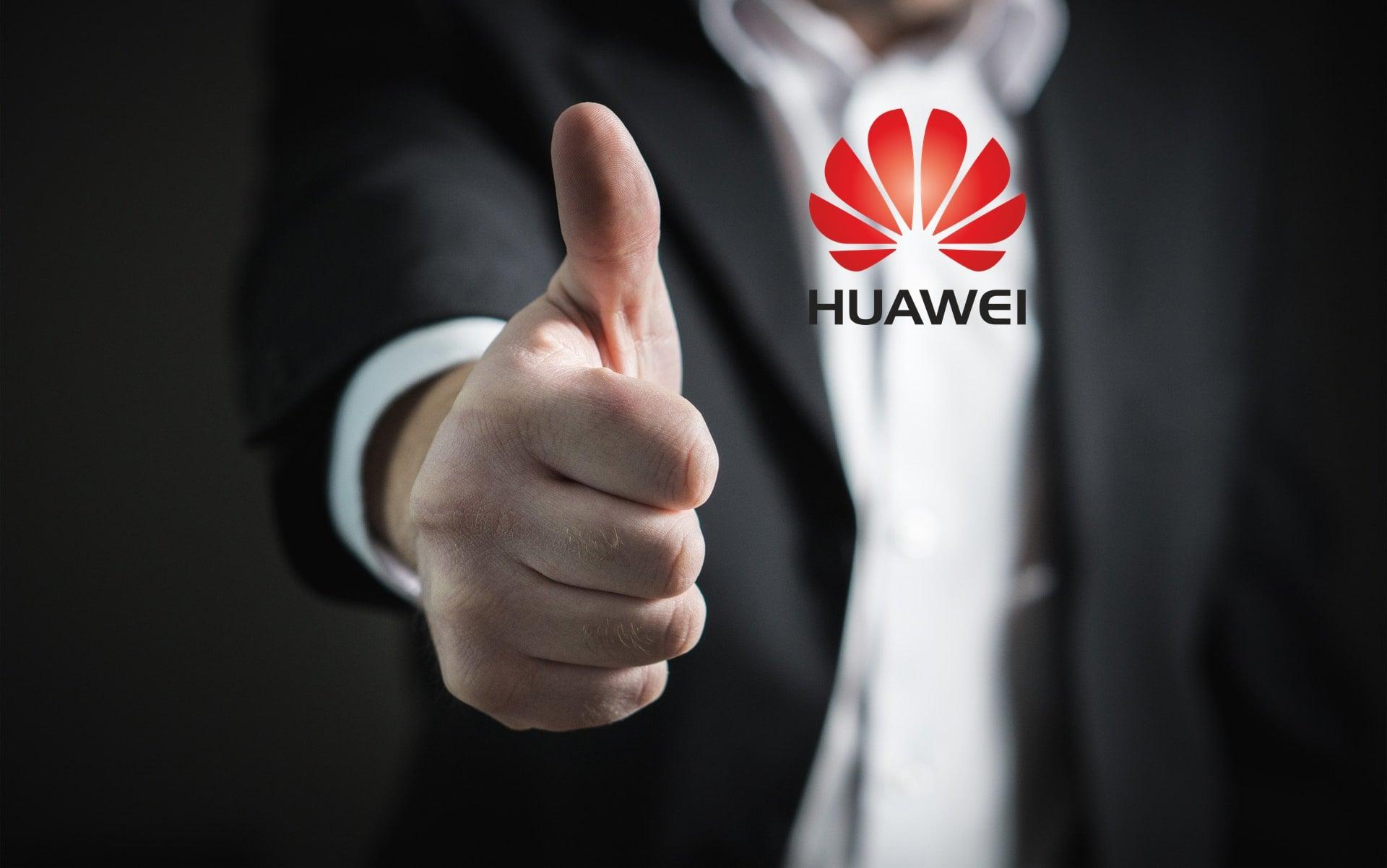 Tabletowo.pl Huawei dziękuje Apple za to, że swoim postępowaniem pozwoliło mu się przegonić Android Apple Ciekawostki Huawei iOS Smartfony