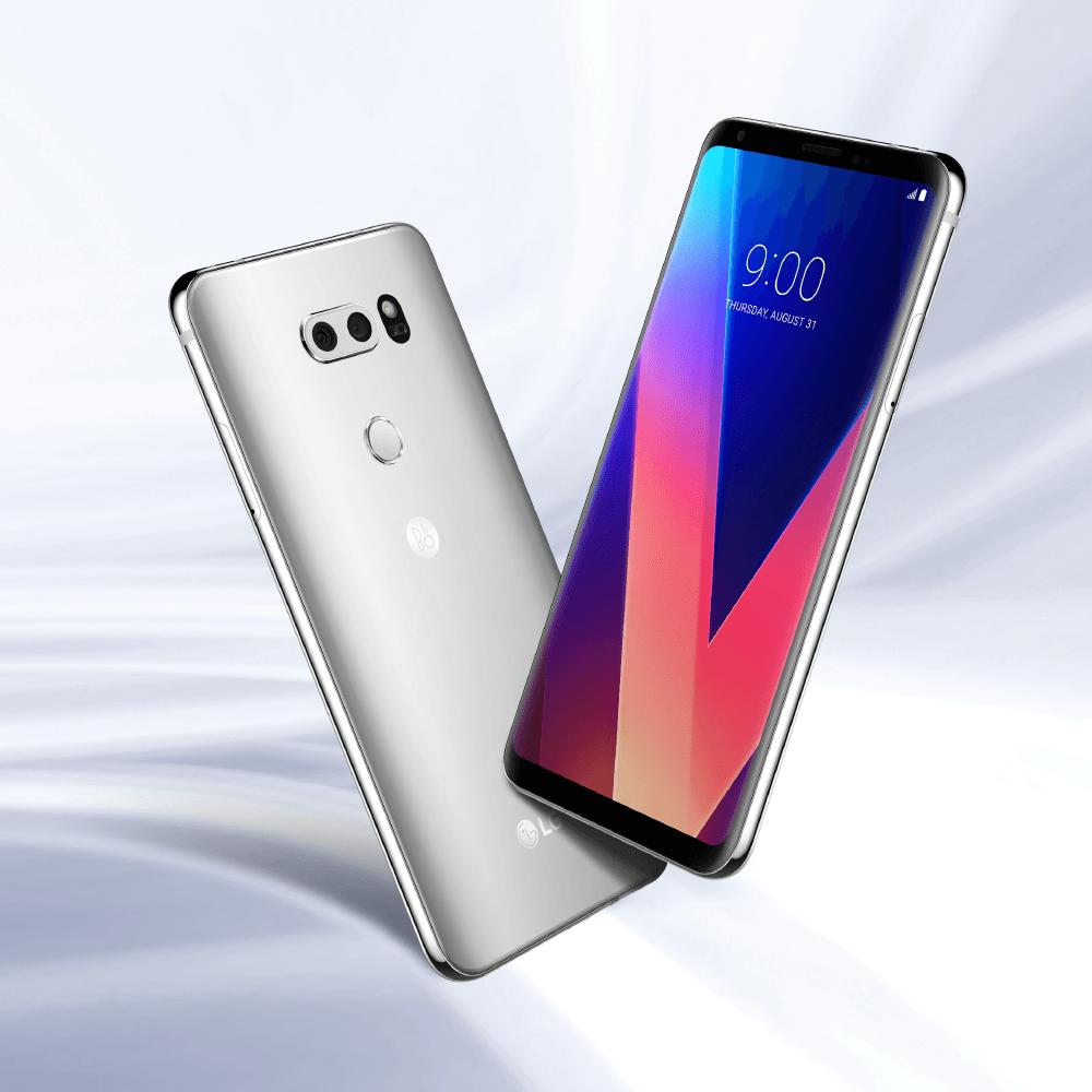 Tabletowo.pl Nie przepłacaj za LG V30 - skorzystaj z promocji w Orange LG Promocje Smartfony