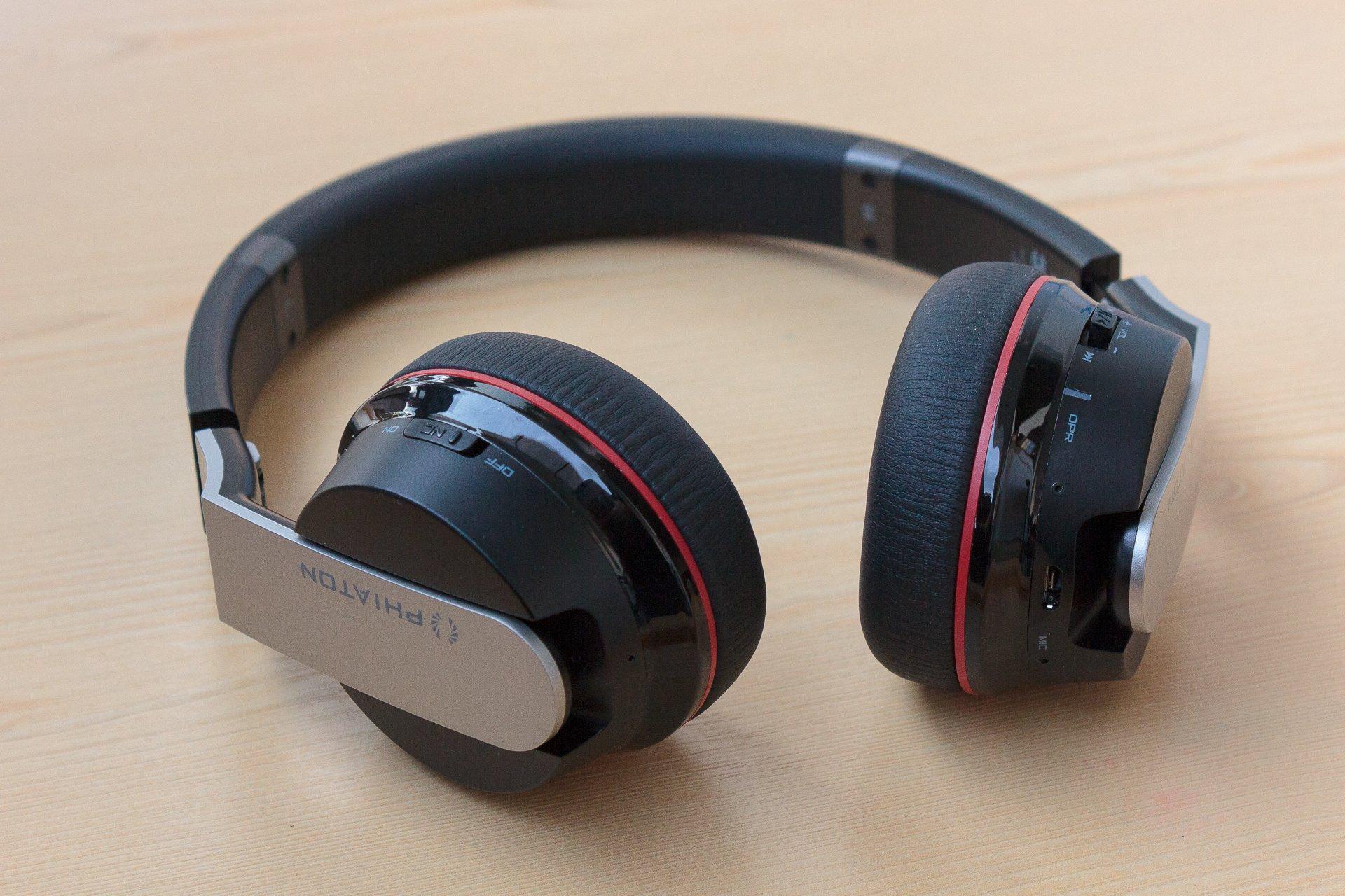 Test słuchawek Phiaton BT 330 NC 20