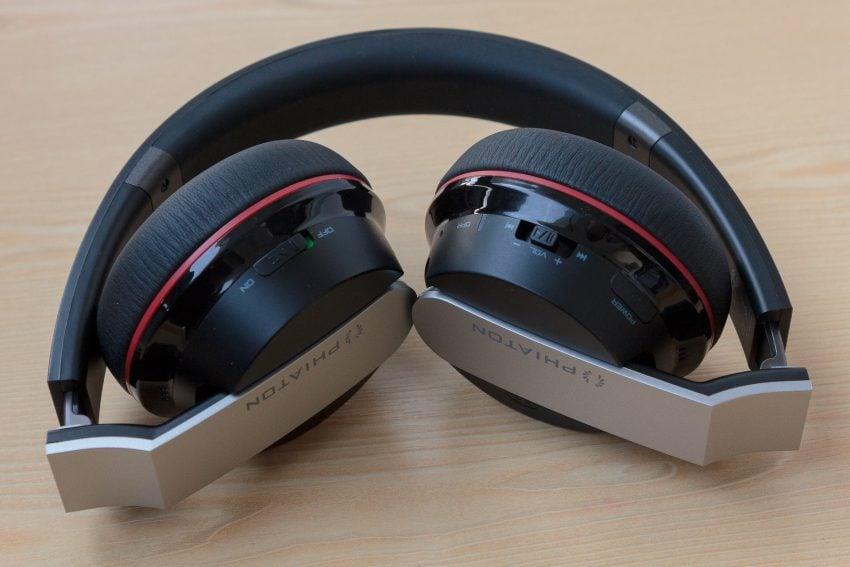 Tabletowo.pl Test słuchawek Phiaton BT 330 NC Akcesoria Audio Recenzje Sprzęt