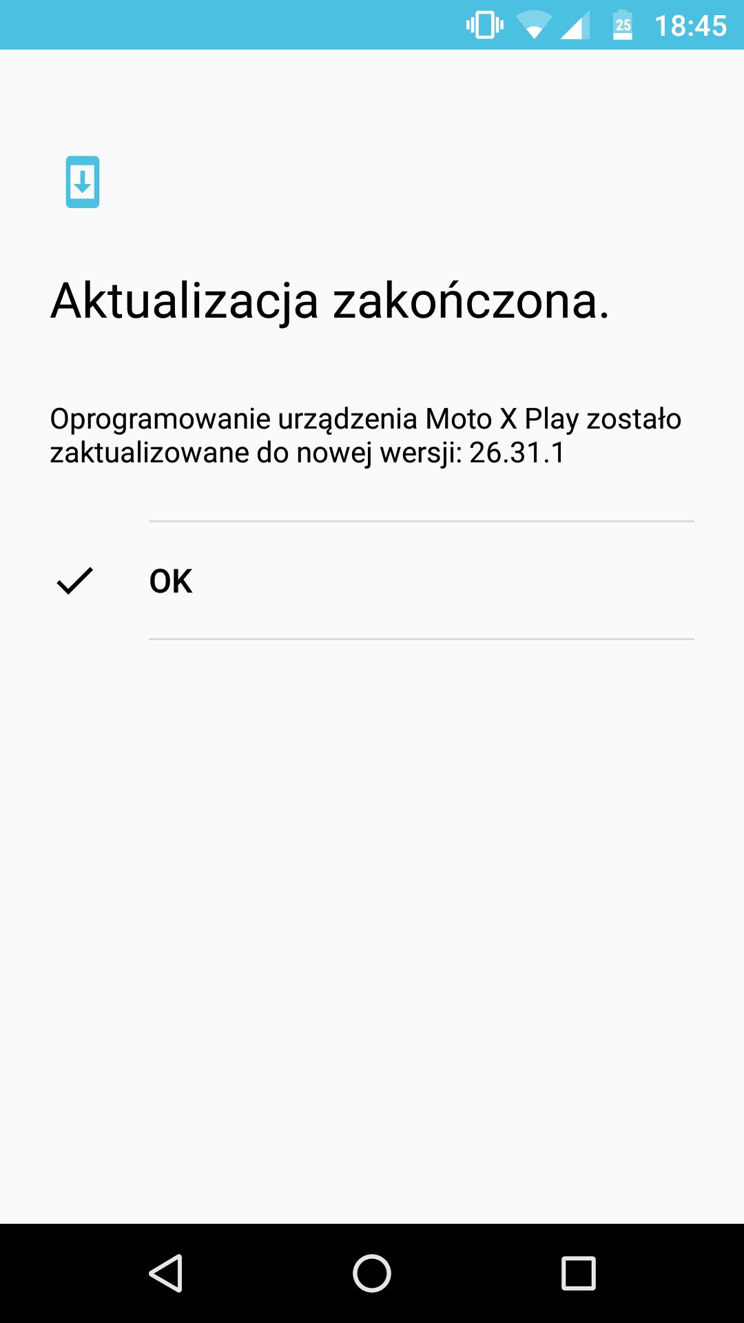 Tabletowo.pl Motorola Moto X Play dostaje aktualizację do Androida Nougat. W końcu Aktualizacje Android Lenovo Motorola Smartfony