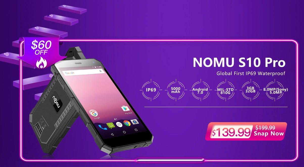 Tabletowo.pl NOMU naszykowało masę promocji z okazji 11.11. Jest też konkurs, do wygrania co najmniej jeden smartfon Android Chińskie Promocje Smartfony