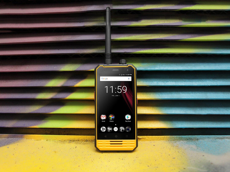 Tabletowo.pl To nie jest zwykły smartfon, to NOMU T18 Android Chińskie Smartfony