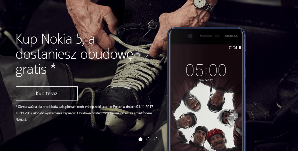 Nokia otworzyła swój sklep internetowy. Są gratisy dla kupujących 30